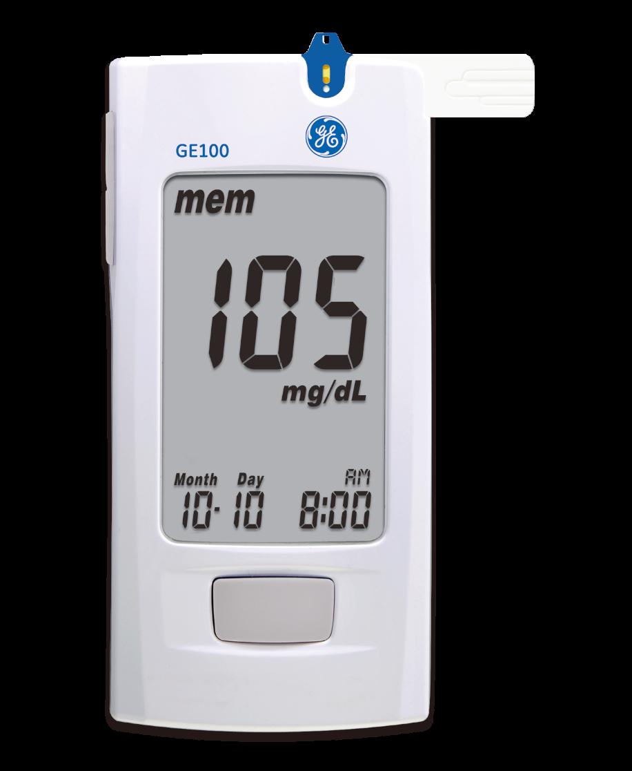 Bionime USA GE100 Blood Glucose Meter