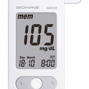 GM550 Blood Glucose Meter