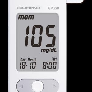 GM550 Blood Glucose Meter