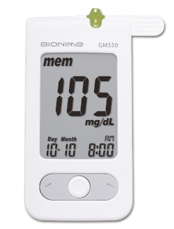 Rightest GM550 Blood Glucose Meter by Bionime USA