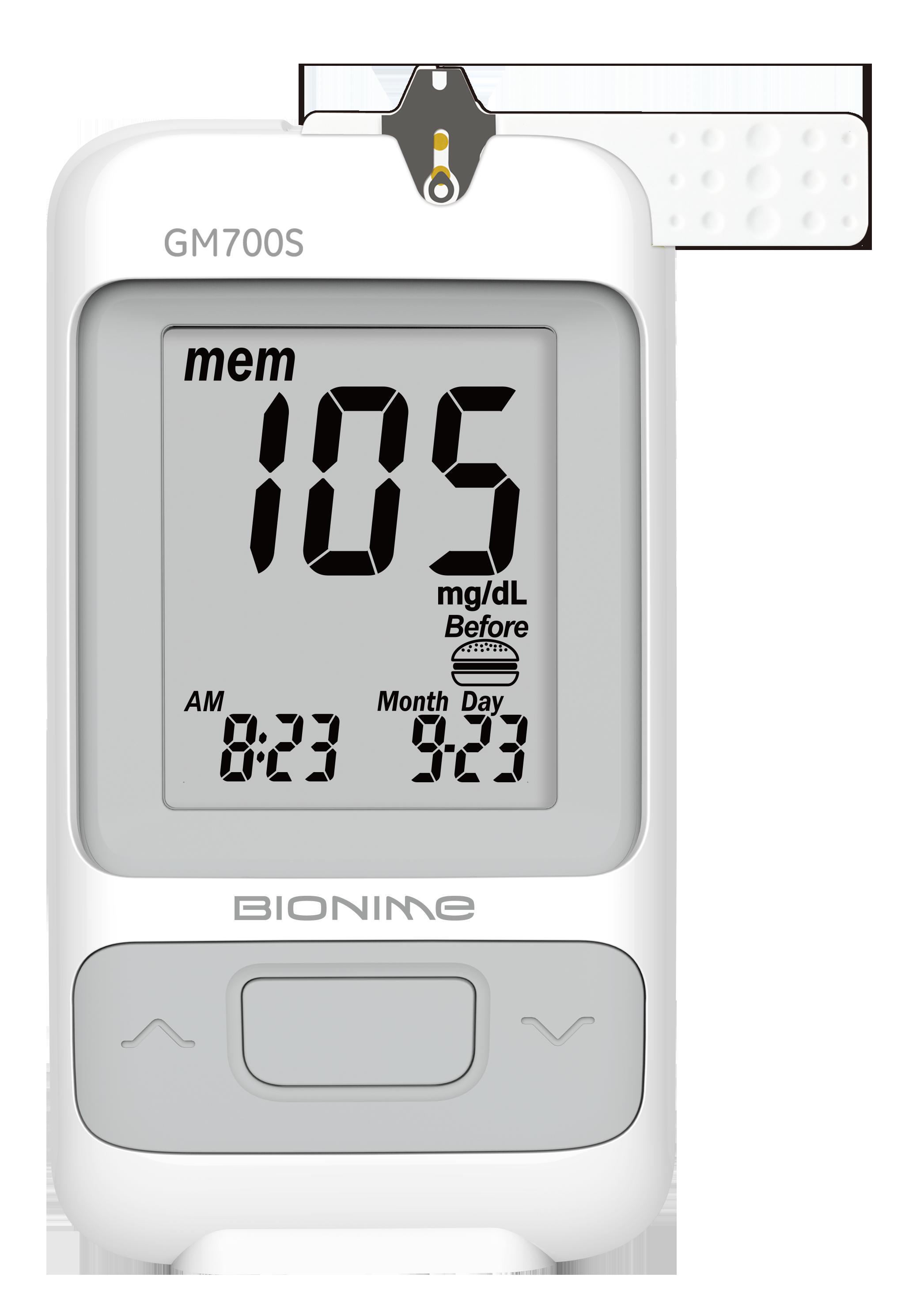 GM700S Blood Glucose Meter