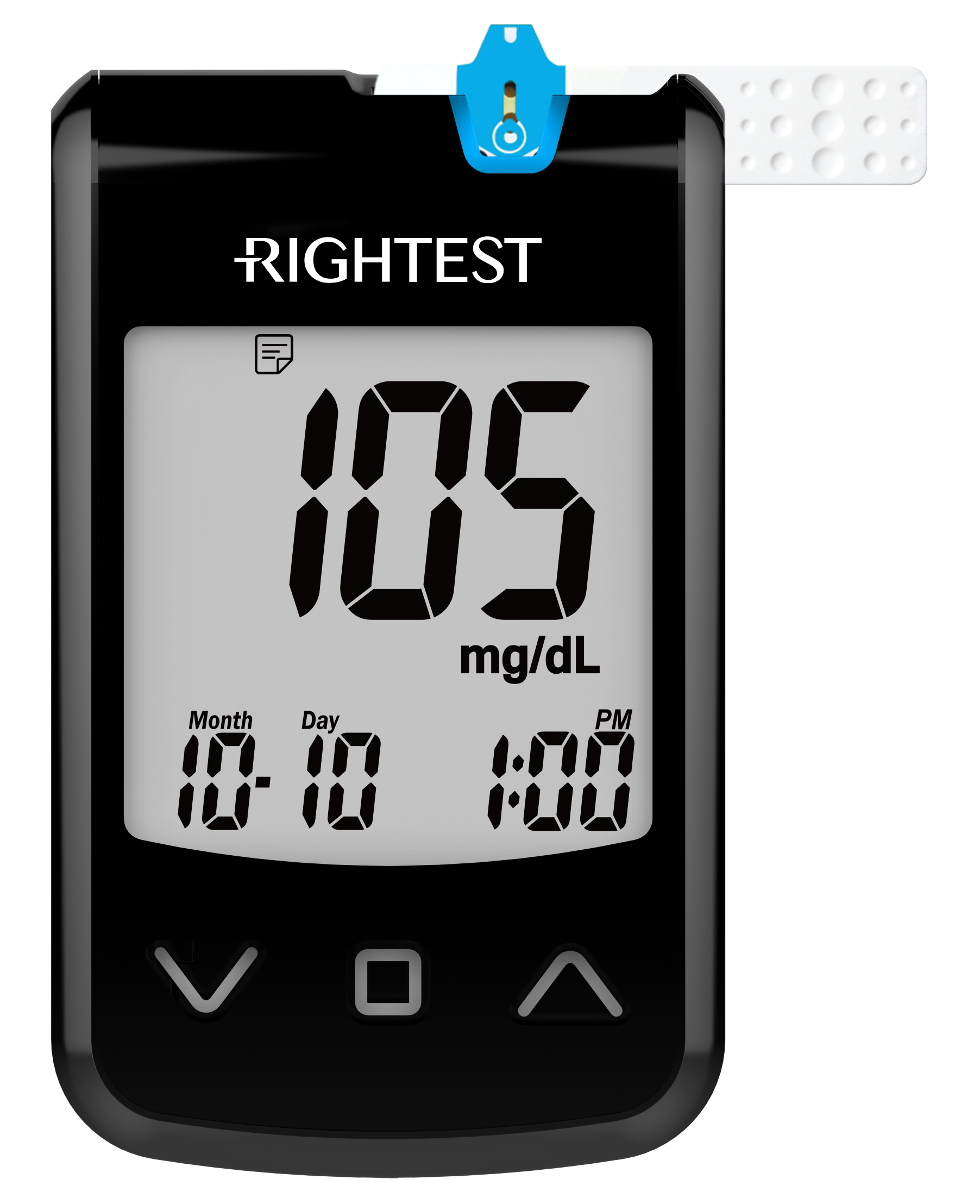 Bionime USA Max Plus Blood Glucose Meter